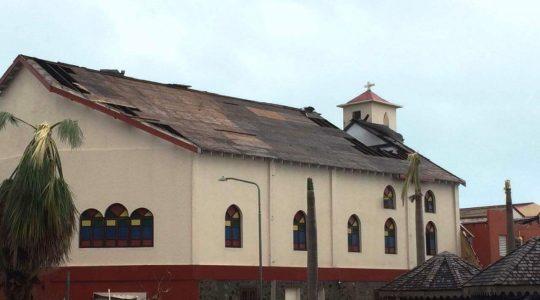 The New Baptist Church in Philipsburg